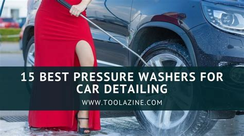 pressure washers  cars gas electric battery
