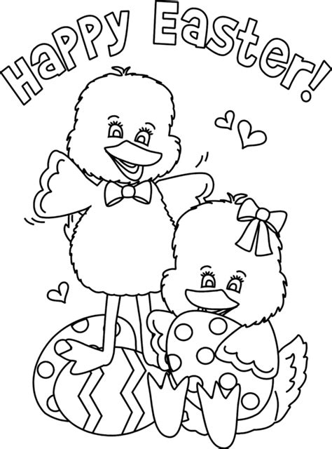 Color Pages Easter by Happy Easter Coloring Pages Best Coloring Pages For