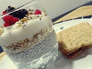 Joghurt Mit Chia : rezept chia joghurt m sli ~ Watch28wear.com Haus und Dekorationen