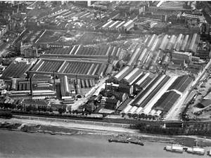 Citroen Rennes Nord : ancienne photo de l 39 usine metaleurop nord ~ Gottalentnigeria.com Avis de Voitures