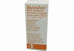 Батрафен против грибка ногтей на ногах отзывы