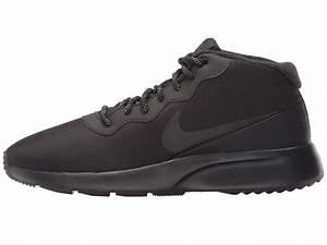 Nike Tanjun Chukka Black Black Anthracite Zappos Com