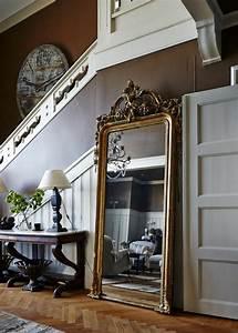 Miroir Ancien Pas Cher : comment d corer avec le grand miroir ancien id es en ~ Teatrodelosmanantiales.com Idées de Décoration