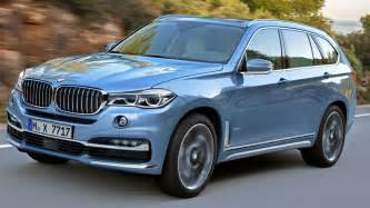 Bmw X7 Will Have A Dedicated Platform Sort Of