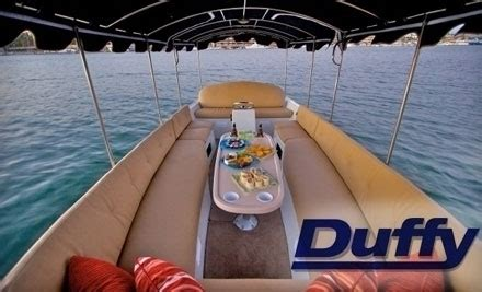 Duffy Boats Deal by Duffy Electric Boats Stuart Fl Groupon