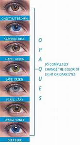 What are all of the freshlook and acuve colors? | Yahoo ...
