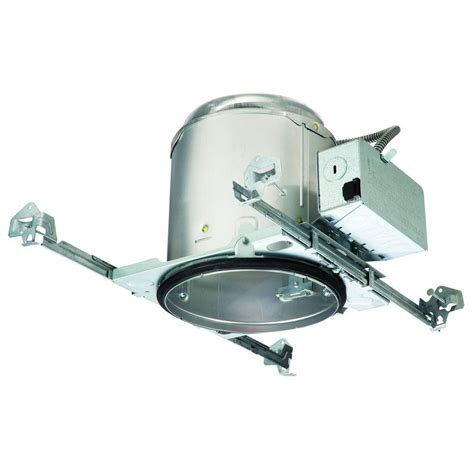 Halo E26 6 In Aluminum Recessed Lighting Housing For New