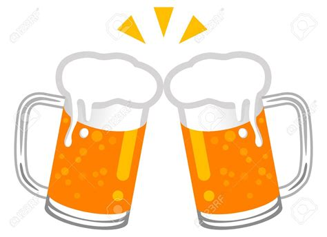 beer cheers alcohol clipart cheer beer pencil and in color alcohol
