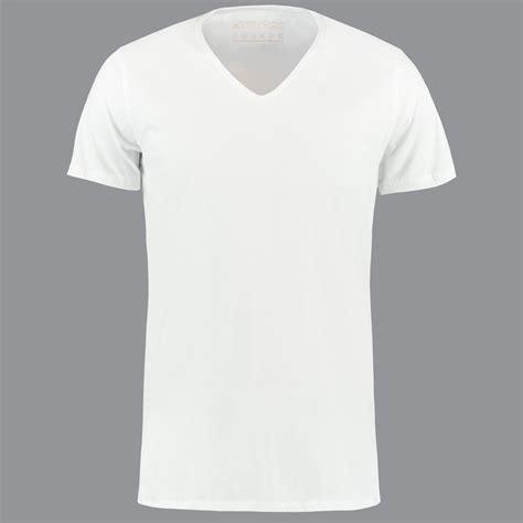 shirtsofcotton weisses  shirt mit tiefem  ausschnitt soc