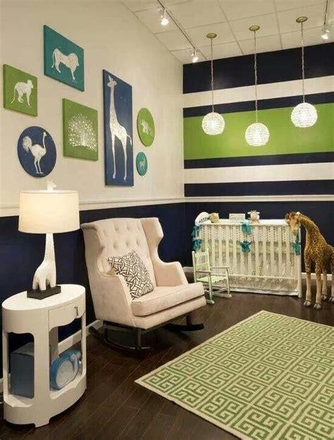 deco chambre b b gar on décoration chambre bébé 39 idées tendances