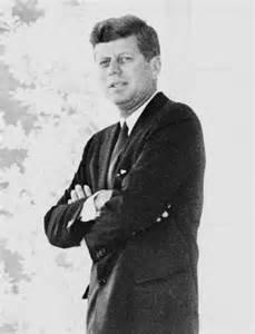 John F. Kennedy as President