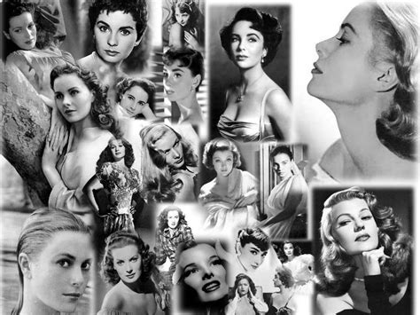 classic  actresses classic movies wallpaper