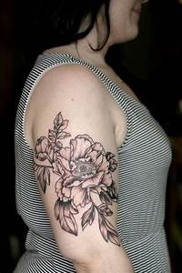 74 Gorgeous Flower Tattoos Design - Mens Craze