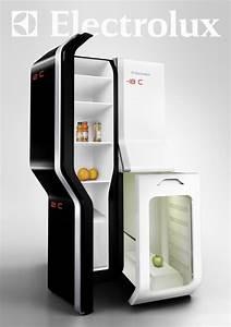 20 futuristische und innovative kuhlschrank designkonzepte for Designer kühlschrank