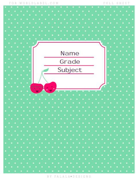 school labels  falala designs  printable