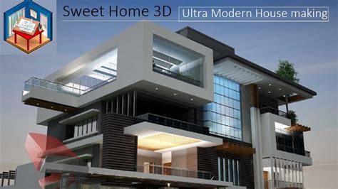 ultra modern house designing  sweet home  youtube