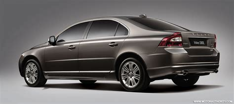 First Volvo S80l Long-wheelbase Sedans Roll Off The Line