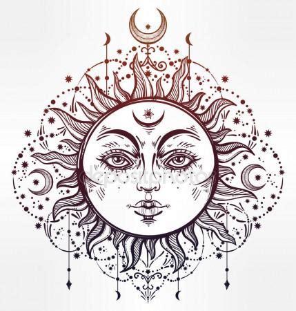Sun Drawing at GetDrawings   Free download
