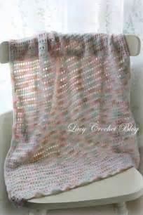 Crochet Baby Blanket Yarn Patterns