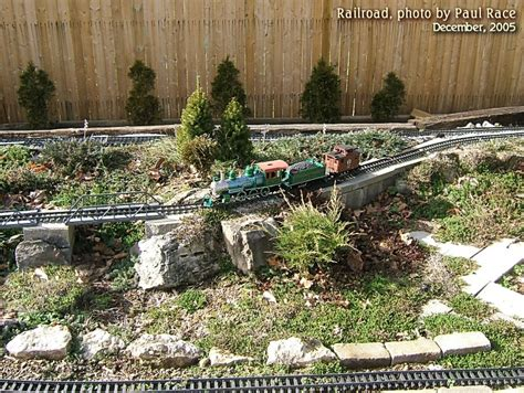 October, 2006 Update, Family Garden Trains
