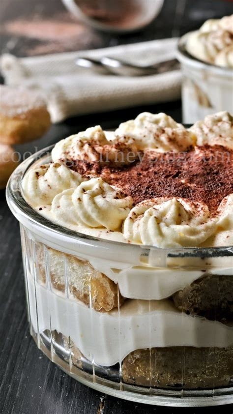 Think about it—does anything about this tiramisu coffee frappe say put me down to you? Easy Tiramisu Recipe - Coffee Desserts - Cooking Journey Blog