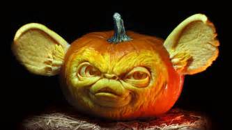 pumpkin carving ghoulishly grand carved pumpkins today com