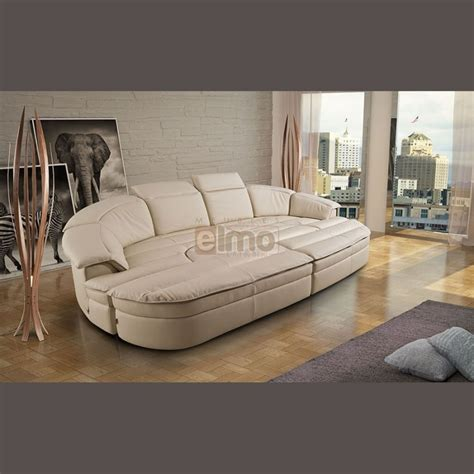 canapé contemporain cuir canape modulable moderne gascity for