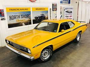 1971 Plymouth Duster  Yellow With 48 114 Miles Available
