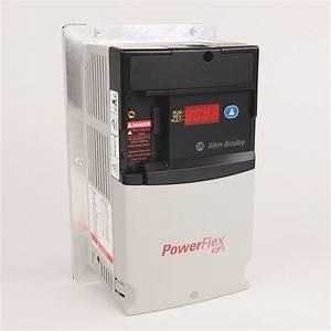 Powerflex 40p Standard Drives