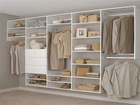 Wood Closet Systems Diy by White Wood Closet Organizers Closet Organizers Do It
