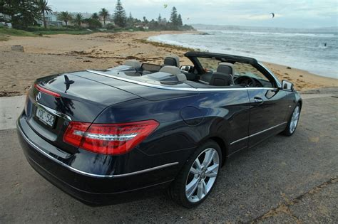 mercedes benz  cabriolet review caradvice