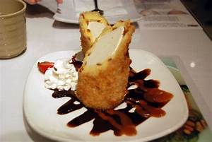 Tempura Fried Ice Cream - Picture of Sansei Seafood ...