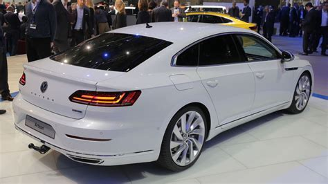 vw arteon wagon render    happen