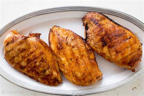 how does it take to bbq chicken chicken recipes simplyrecipes com