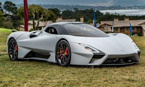 Scc Tuatara Hypercar Gears Up For World's Fastest Car