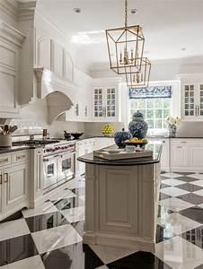 black white kitchens 1763