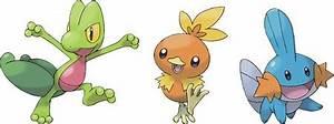 Pokémon Ruby & Sapphire | Pokémon Database