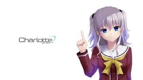 Charlotte Anime Wallpapers