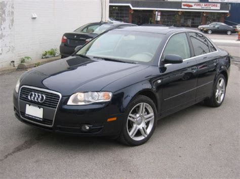 2007 Audi A4 by 2007 Audi A4 Photos Informations Articles Bestcarmag