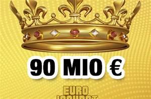 90 Millionen Euro Beim Eurojackpot
