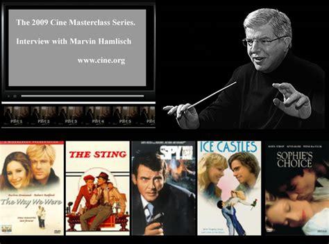 2012 Legends Award From Cine  Marvin Hamlisch