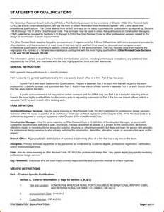 capabilities for resume exles capability statement resume exles