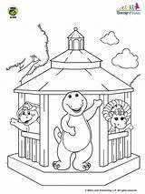 Barney Coloring Gazebo Games Bop Baby Pages Pbs Bj Printable Friends Children Sheets Designlooter Pbskids Books Ecoloringpage 95kb 720px sketch template