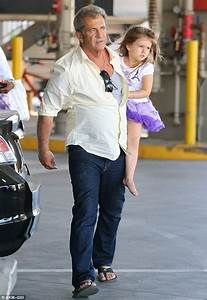 Mel Gibson shows his gentle side as he plays the doting ...