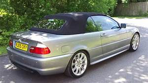 2005 05  Bmw 325ci M Sport E46 Convertible Automatic