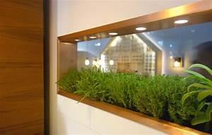 Indoor garden design ideas types of indoor gardens and for Interior design grass wall