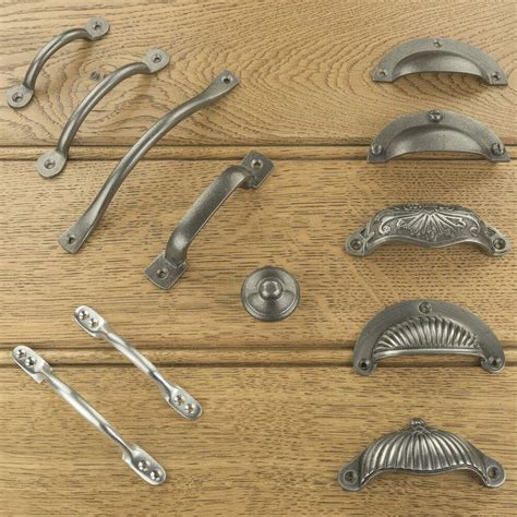 cast iron kitchen cabinet drawer cup pulls handles knobs