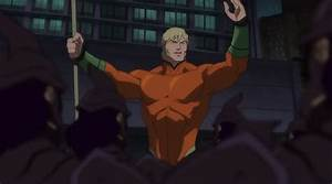 Aquaman Takes The Lead In New JUSTICE LEAGUE: THRONE OF ...