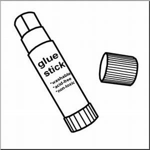 Glue Clipart - Cliparts Galleries