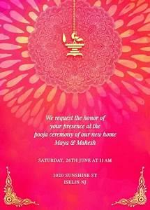 radiant ganesha invitation invites